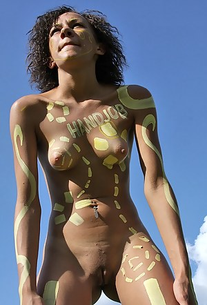 Free Teen Body Paint Porn Pictures